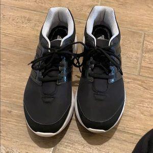 Men's Adidas supercloud black sneakers